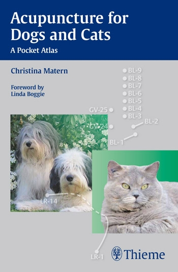 Acupuncture for Dogs and Cats, A Pocket Atlas
