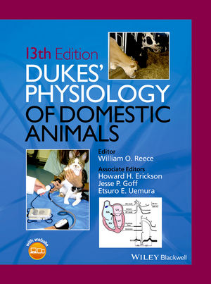 Dukes' Physiology of Domestic Animals, 13th Edition