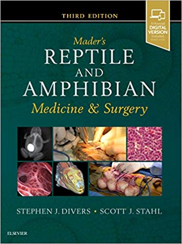 Mader's Reptile and Amphibian Medicine and Surgery, 3rd Edition