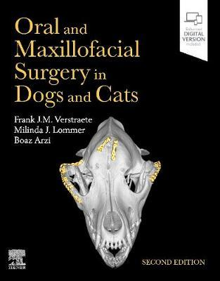 Oral and Maxillofacial Surgery in Dogs and Cats,  2nd Edition