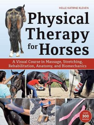Physical Therapy for Horses : A Visual Course in Massage, Stretching, Rehabilitation, Anatomy, and Biomechanics